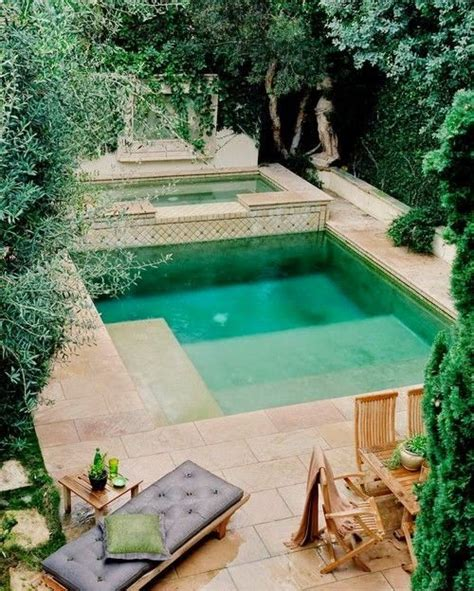 19 Swimming Pool Ideas For A Small Backyard Homesthetics Small Backyard With Pool
