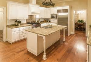 Kitchens With Wood Floors Pros And Cons Of Kitchens With Wood Floors