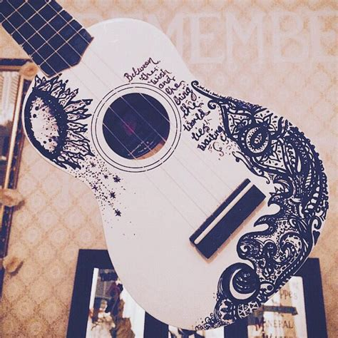 ukulele design instagram if only i could actually do this tear rolls down as i