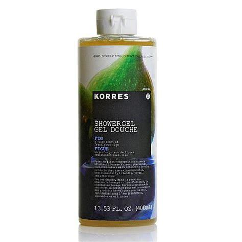 Korres Shower Gel by Korres Fig Hydrating Shower Gel 7368912 Hsn