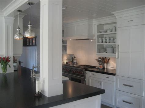 kitchen islands with columns pin by rachael kanapka on design ideas pinterest