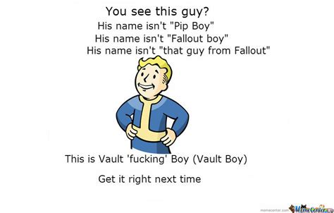 Vault Boy Memes - vault boy by thebluedragongamer meme center