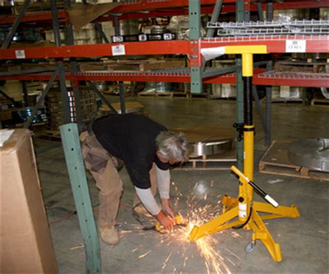 Pallet Rack Repair by Mcgee Offers Professional Services That Include Project