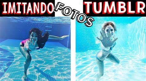 imagenes tumblr en la piscina imitando fotos tumblr na piscina 3 muita divers 227 o