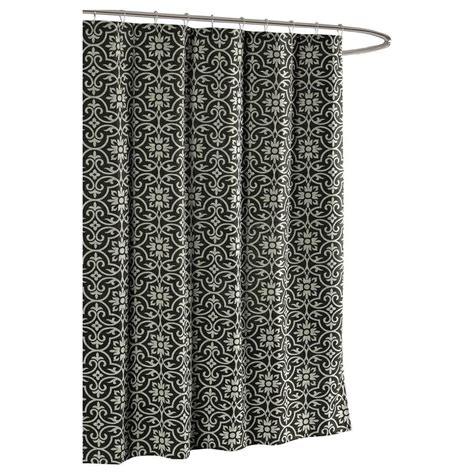brown waffle shower curtain 100 brown waffle weave shower curtain in x in shower