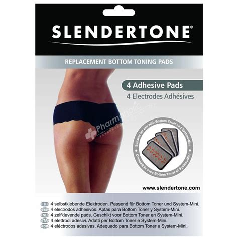 Aibi Slendertone Bottom Toner M electrical slendertone replacemnt bottom toning pads 4