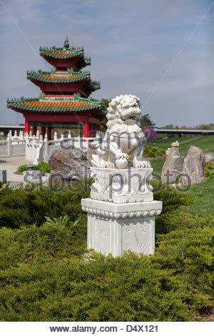 China Garden West Des Moines by Statue In Des Moines Iowa Usa Stock Photo Royalty Free