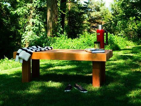 wooden garden bench goodstuffathome best 25 wooden garden benches ideas only on pinterest craftsman outdoor sofas