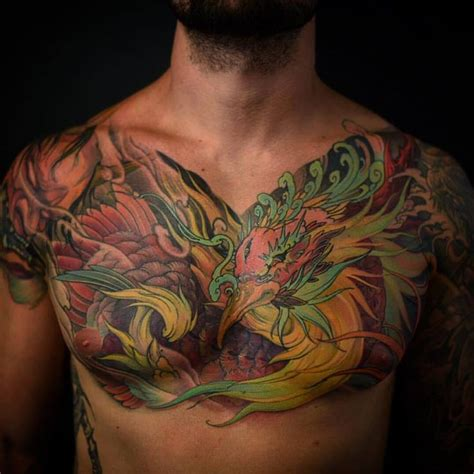 lower chest tattoos 25 best ideas about chest tattoos on