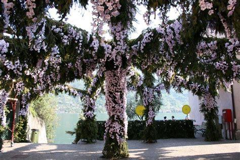 festa dei fiori monte isola fotografie
