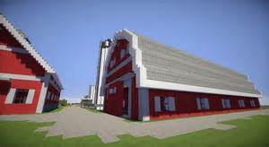 Simple Silo Builder Farm House And Red Barns Minecraft Building Inc