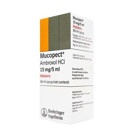 Obat Unalium 5 Mg jual mucopect sirup obat kesehatan 15 mg 5 ml 60 ml