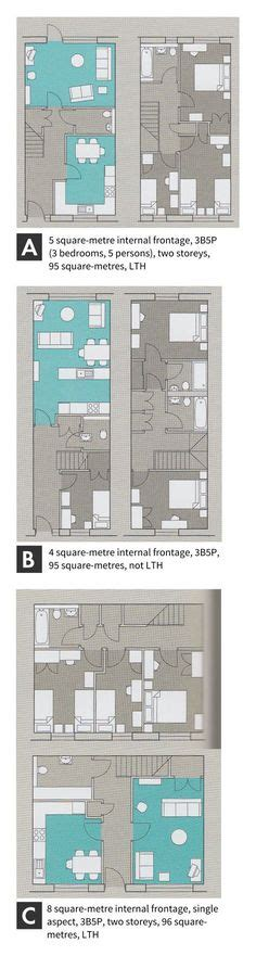 the housing design handbook the siedlung halen rowhouses housing pinterest atelier und suche