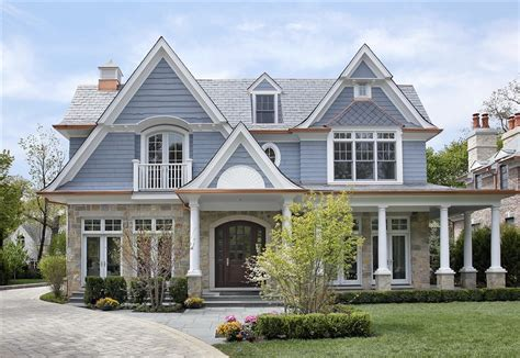 House Exteriors | photos of luxury home exteriors by heritage luxury builders