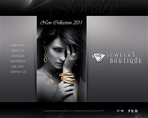 wordpress themes jewellery free get jewelry boutique web theme from 12 26 2014 01 01