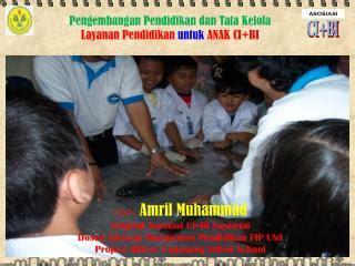 Anak Berkesulitan Belajar Prof Dr Mulyono Abdurrahman Ppt Layanan Pendidikan Bagi Anak Anak Berbakat