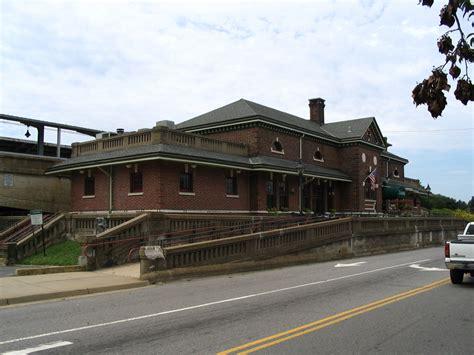 depot fredericksburg va fredericksburg station