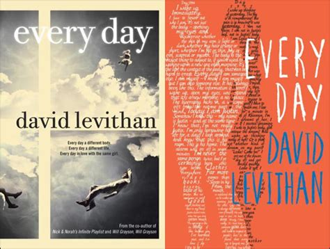 every day of my a memoir books book review every day by david levithan pretty books
