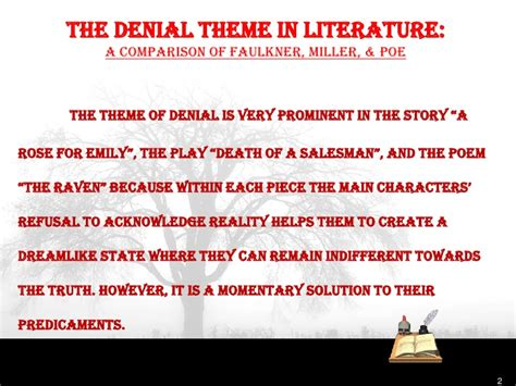 death of a salesman theme of alienation the denial theme in literature show