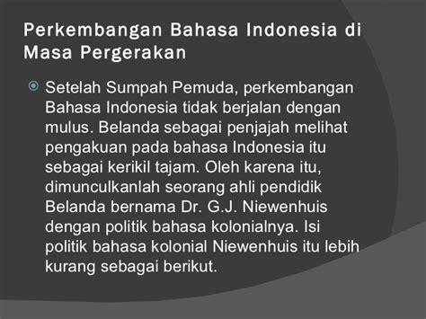 sejarah nusantara wikipedia bahasa indonesia sejarah bahasa indonesia