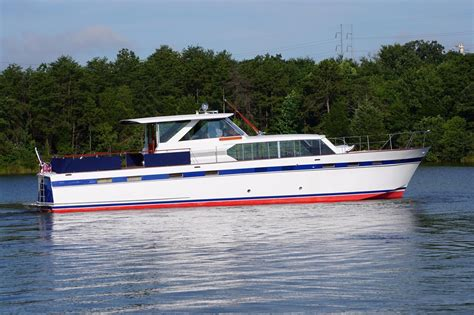 chris craft aluminum boats for sale 1965 chris craft roamer express motor yacht power boat for
