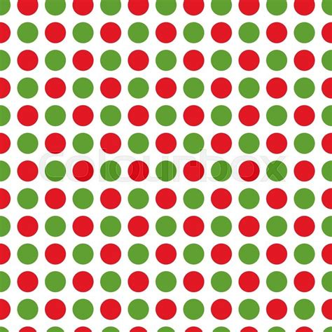 Simple retro geometric Christmas pattern. Traditional