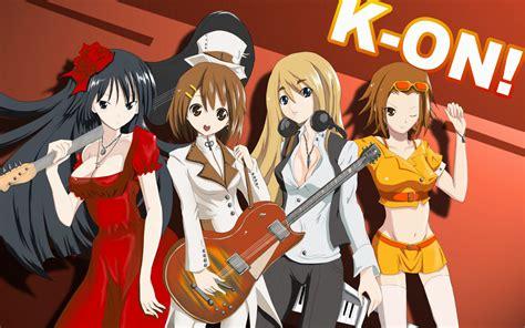 imagenes anime k on grown up after school tea time xd k on k on
