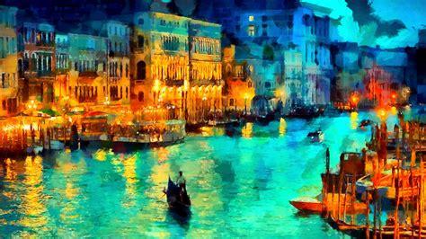 Nuit à Venezia Papier peint   AllWallpaper.in #7325   PC   fr