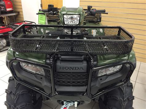 Honda Foreman Accessories by 249 Front Rack For Honda Foreman Rancher 2014 2018