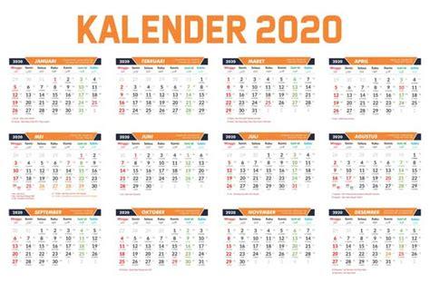 template kalender  vector ai eps cdr editable fonts