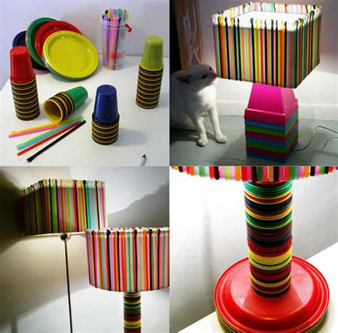 diy recycle projects 15 ideas of how to recycle plastic straws artistically