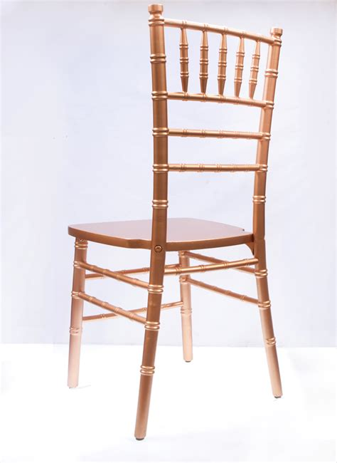 stackable chiavari chairs by vision rose gold chiavari ballroom chairs vision furniture