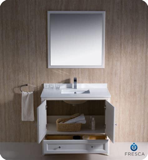 36 antique white bathroom vanity 36 oxford antique white traditional bathroom vanity platinum bath
