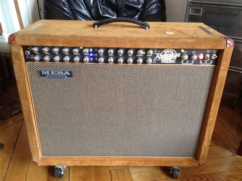 mesa boogie road king 2x12 cabinet mesa boogie road king combo 2x12 image 439972