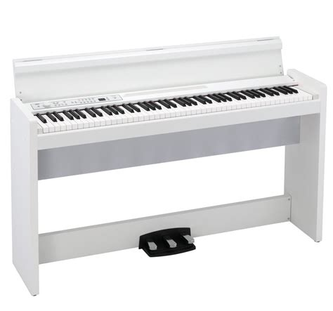 Korg Piano Digital Lp180 Wh White korg lp380 korg lp 380 digital piano white large rytmus kk