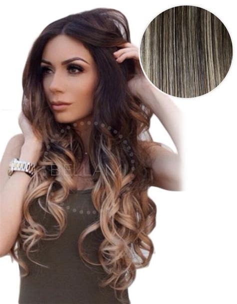 bellami hair how to order ombre hair balayage 160g 20 quot ombre mochachino brown dirty blonde hair