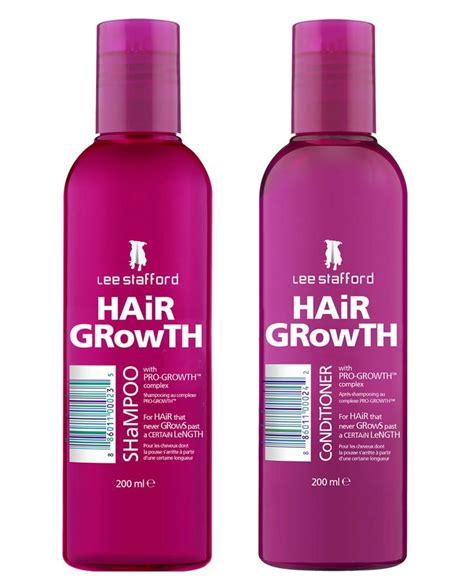 does lee stafford hair growth treatment work a detailed lee stafford hair growth shoo e conditioner caroline