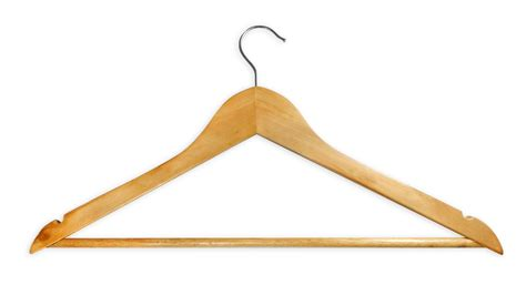Wooden Hanger wooden hangers coat suit garment clothes wardrobe wood