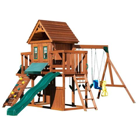 swing shop shop swing n slide winchester complete ready to assemble