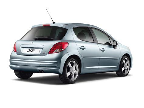 peugeot sedan 207 peugeot 207 5 doors specs 2009 2010 2011 2012