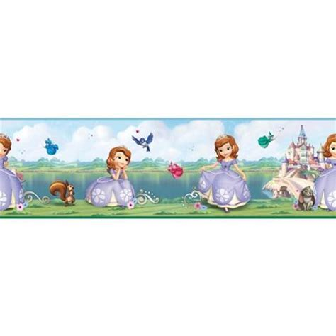 Mickey Mouse Clubhouse Wall Mural ds7618bd sofia the first girls totalwallcovering com