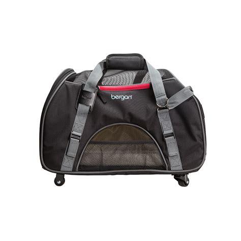 carrier comfort bergan wheeled comfort carrier