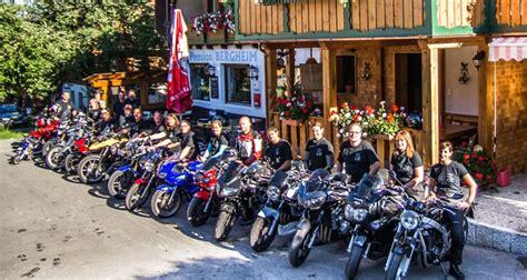 Motorradtouren Tannheimer Tal by Motorrad Unterkunft In Tannheim Tirol Tannheimertal ǀ