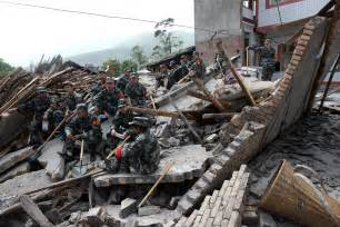 earthquake in china china sichuan province earthquake death toll rises to 160