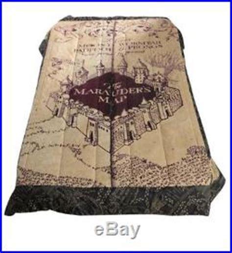 marauders map bedding new harry potter hogwarts marauder s map full queen