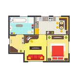 floor plan with furniture stock photo image 38539380 floor plan with furniture stock photo image 38539380
