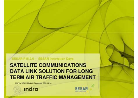 satellite communications data link solution for long term