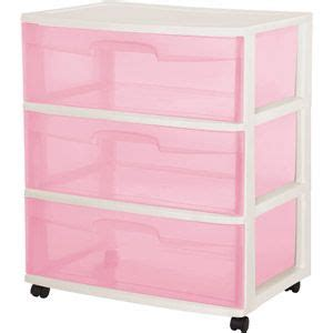 Sterilite 3 Drawer Wide Cart Purple by The World S Catalog Of Ideas