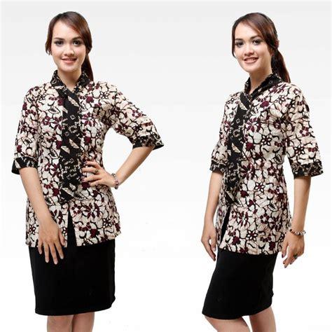 Baju Wanita 2 model baju batik wanita mode dan kecantikan
