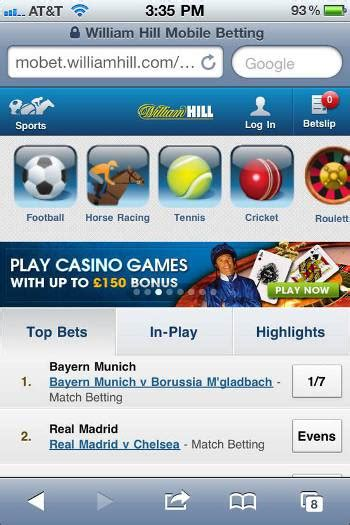 william hill mobile william hill free for 163 30 free enter